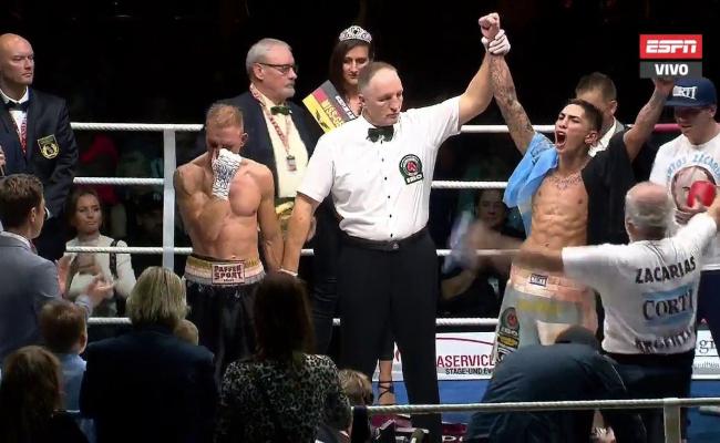 Boxeo: Argentina tiene nuevamente un campeón del mundo