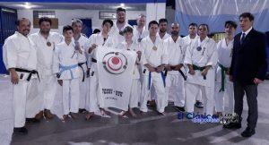 El karate de Mitre participó en certamen nacional