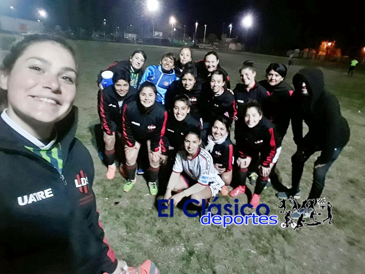 Nacional femenino: ¡Vamos las chicas! San Nicolás nuevamente el próximo rival