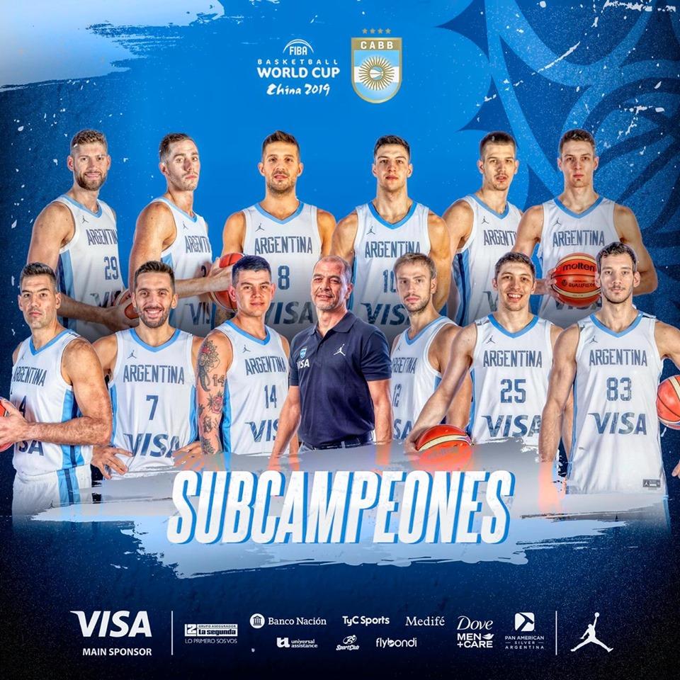 ¡Argentina subcampeón del mundo!