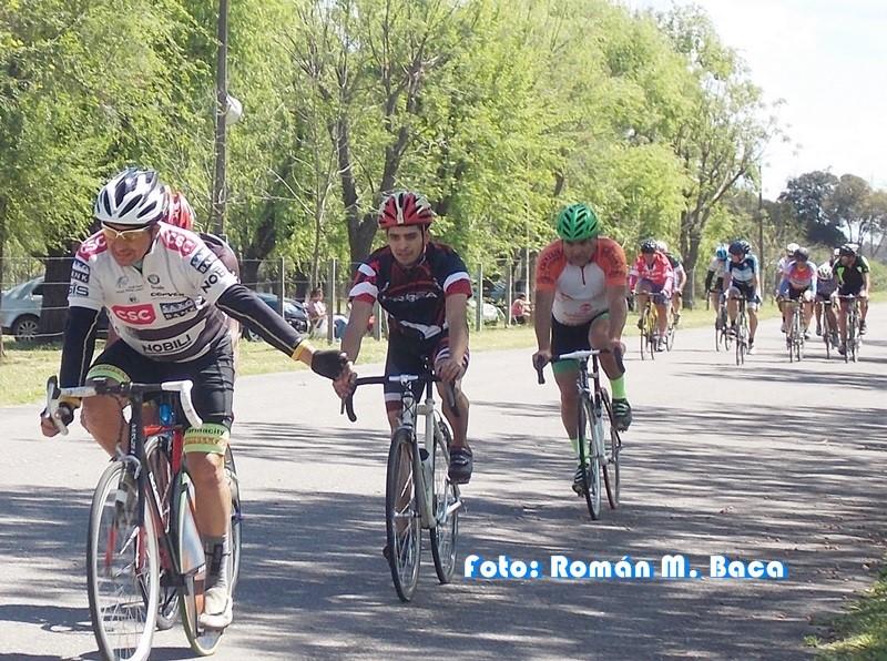 Ciclismo: El lunes el gran Premio «Aniversario de Independencia FC»