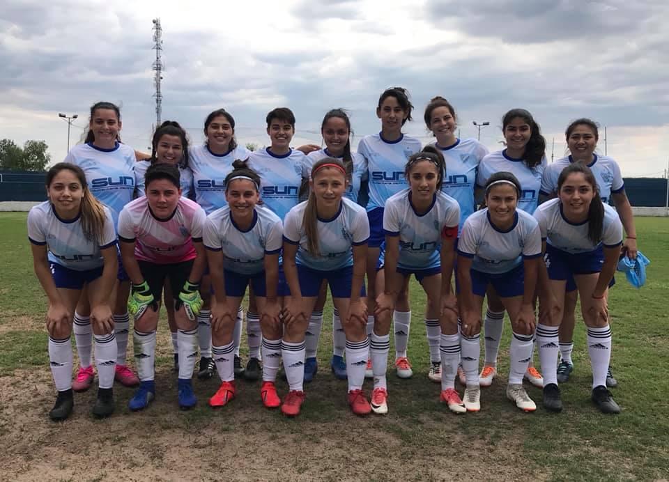 San Nicolás dio un gran paso: Goleó en la primera final del femenino