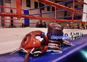 Boxeo en el gimnasio Municipal: Varias peleas entre aficionados y fondo profesional