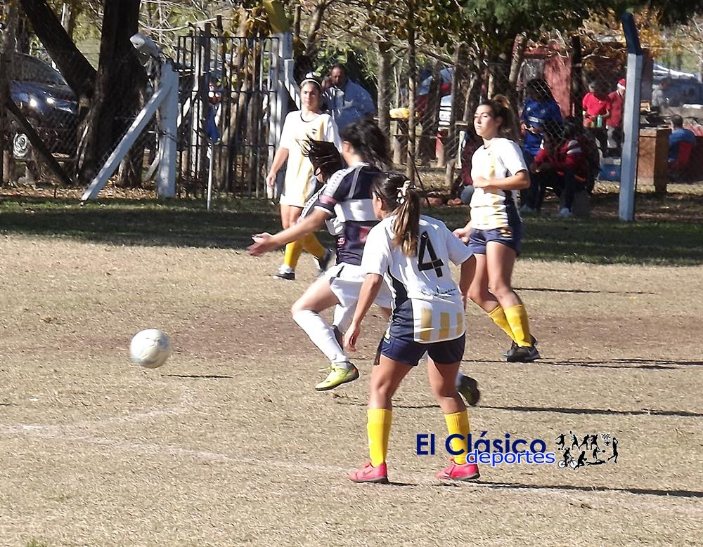 Fútbol femenino: En América se jugará la tercera fecha