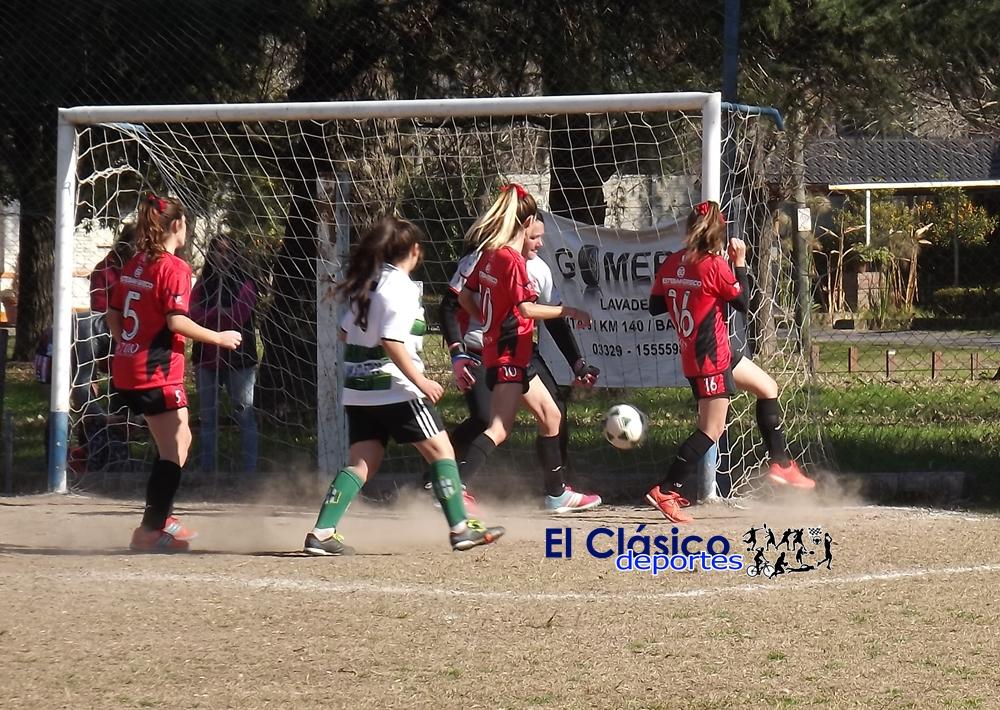 Fútbol femenino: Resultados y próxima fecha a jugarse en Pescadores