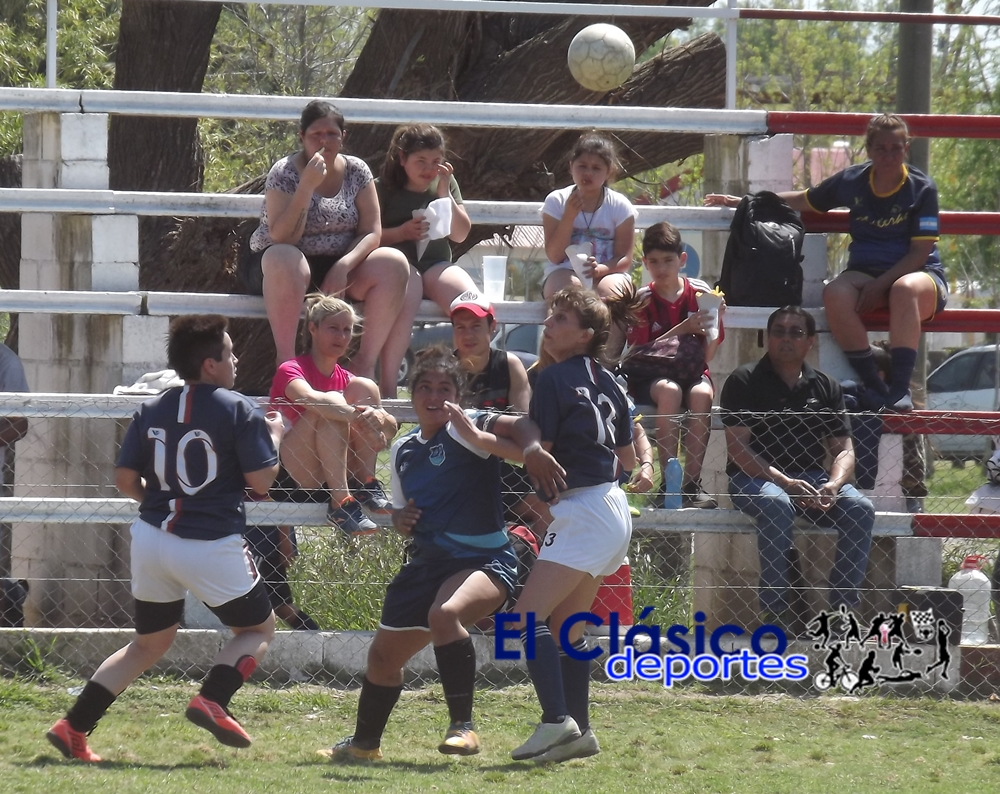 Fútbol femenino: La segunda fecha se juega en San Roque FC