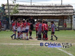 Baby fútbol: Resultados de la sexta fecha