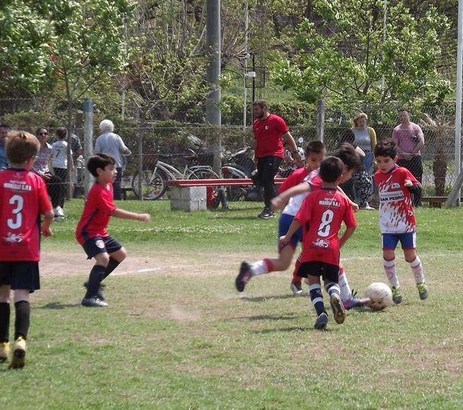 Baby fútbol: Así se juega la 7° fecha y las posiciones