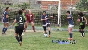 Resultados y goleadoras de la tercera fecha del femenino