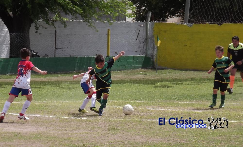 Fútbol infantil: Resultados del Clausura jugada la fecha 7