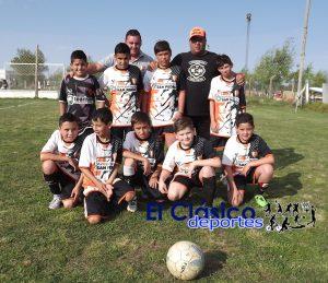 La Liga infantil juega la anteúltima fecha del clasificatorio
