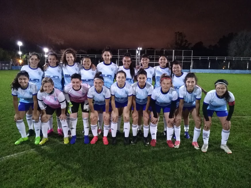 Nacional femenino: San Nicolás finalista