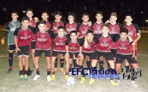 Final Sub 15: La revancha se juega el jueves en Chivilcoy