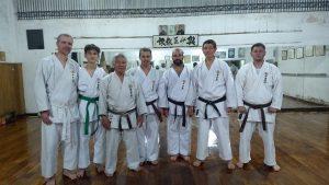 Dojo de Mitre participó de encuentro en el Día Mundial del Karate
