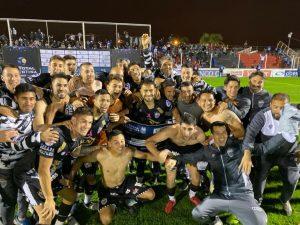 Copa Total Argentina: Estudiantes de Caseros se metió en semifinales
