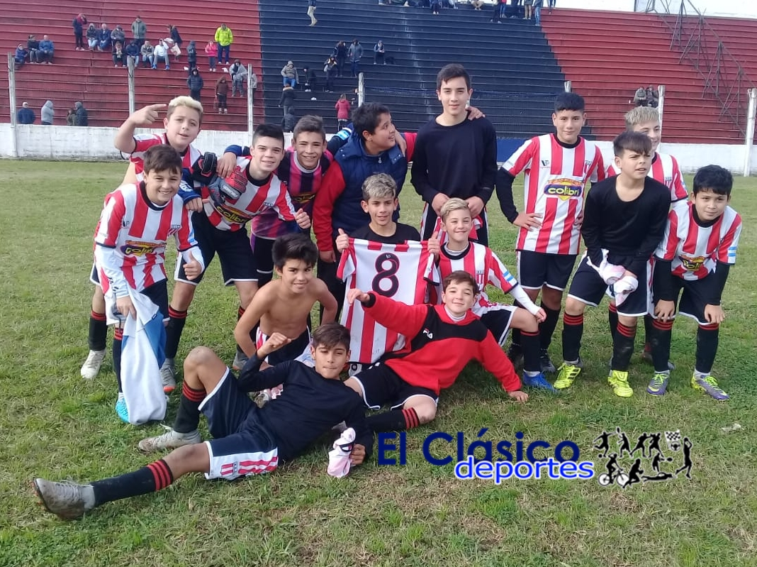 Div. Inferiores: Las finales en el Estadio Municipal