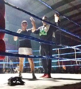 Boxeo: Sampedrinos en Ibicuy