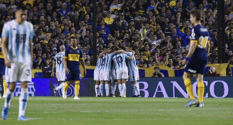 Superliga: Derrota de Boca y empate de River. Mira los goles