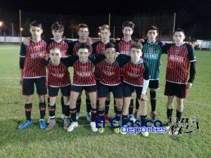 Nacionales de fútbol: Sólo Chivilcoy define en semifinales con Sub 13 y 15, el resto muy repartido