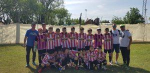 Infanto juvenil: Se jugó en Santa Lucía, G. Castro y Baradero