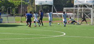 La Copa Tango fue para Los Murciélagos «A» con otro gol de Silvio Velo en la final
