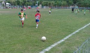 El Clausura de la liga Infantil avanza