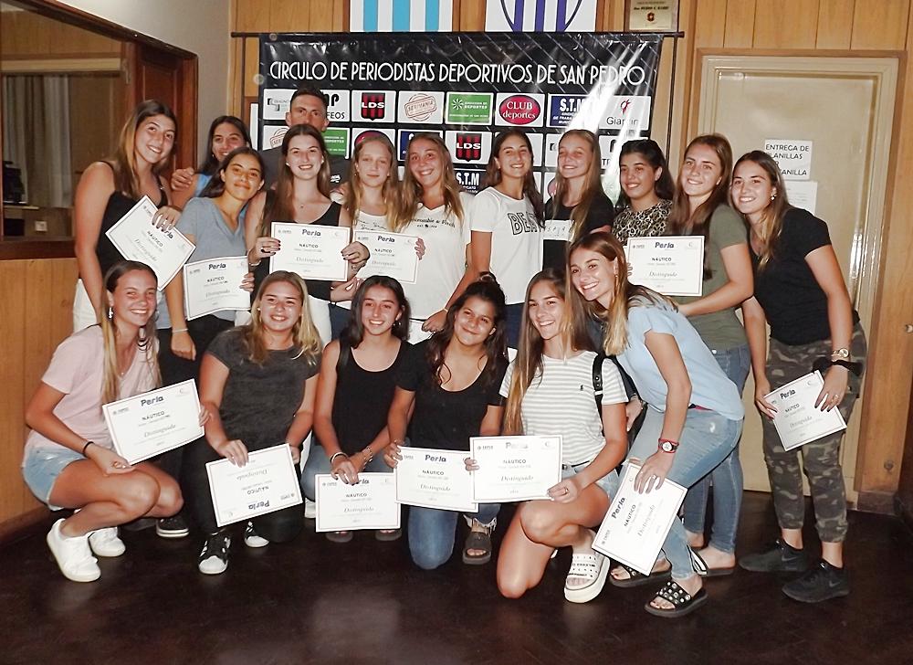 El Círculo de Periodistas Deportivos hizo la última entrega de distinciones, previo a la fiesta del deporte