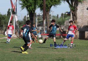 Lee más sobre el artículo Ya están los partidos de cuartos de final de la Liga Infantil