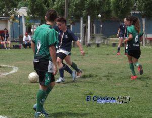 Fútbol femenino: La última fecha se juega en Río Tala