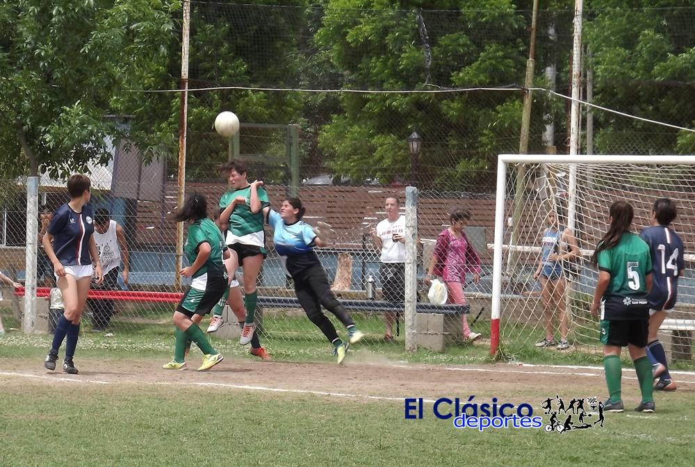 Fútbol femenino: La Roca y La Esperanza verde clasificados. Resta conocer quienes se suman en la última fecha