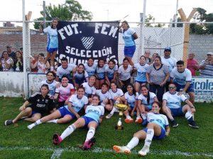 San Nicolás campeón del femenino