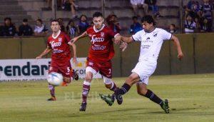 Defensores de Belgrano (VR) empató en Salta