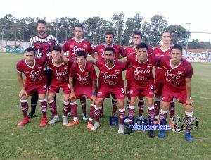 Federal «A»: Defensores de Belgrano (VR) ganó un partido de seis puntos