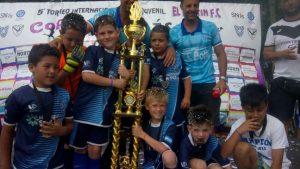 El Fortín de San Nicolás organizó la 5° edición de un Torneo infanto juvenil
