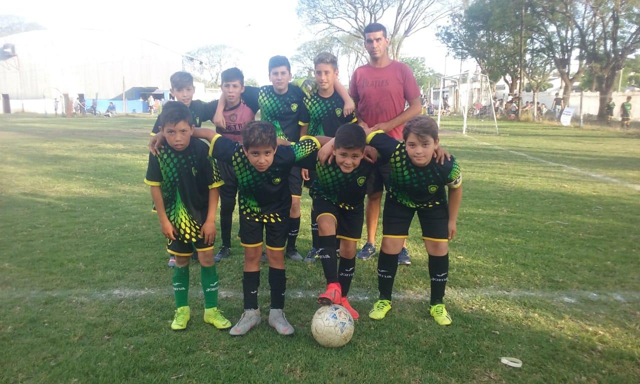 Baby fútbol: Se juega la última fecha
