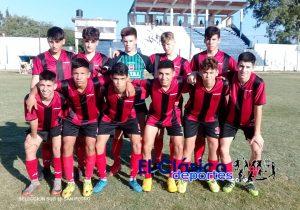 Nacional Sub 15: Traspié en el debut del selectivo de San Pedro