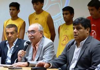 Presentaron en Santiago del Estero el Torneo Sub 15