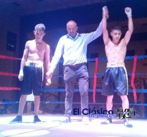 Boxeo en Villa Ramallo