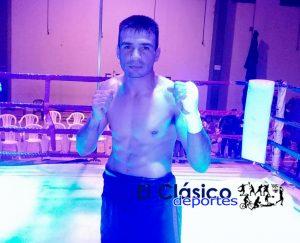 Boxeo: José Cancelo liquidó el pleito en sólo 39 segundos