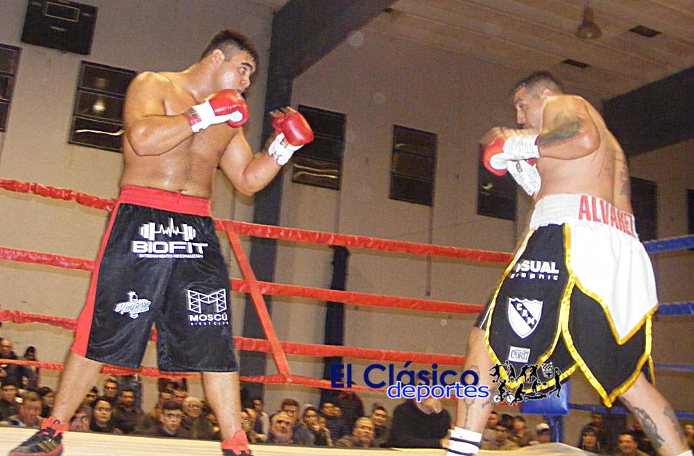 Luego de muchos años aparece un sampedrino rankeado en el boxeo argentino