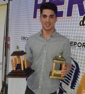 Fernando «Morro» Iglesias el deportista del año