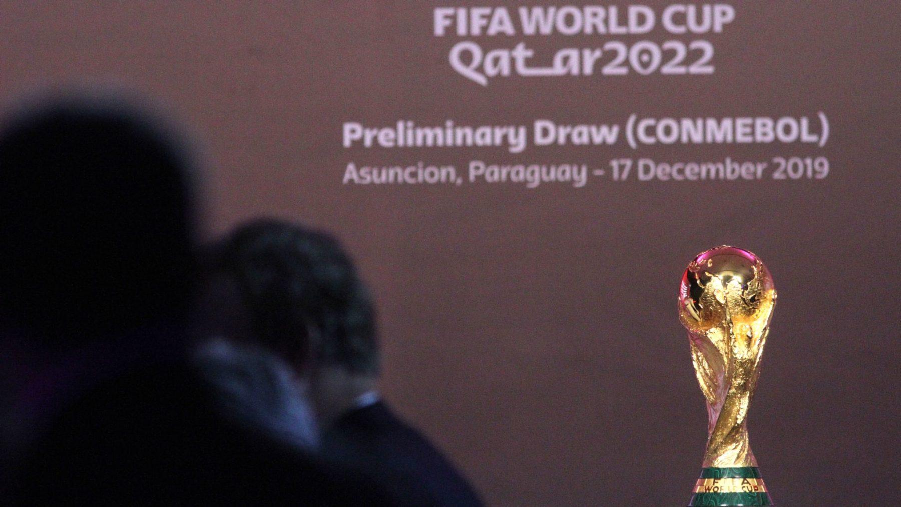 Eliminatorias Qatar 2022: El fixture de la Selección Argentina