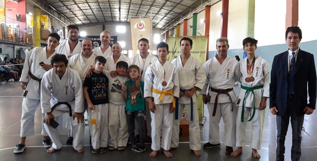 Deportistas de Mitre cerraron el año en Ituzaingó