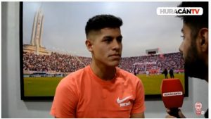 Sebastián Ramírez extendió su contrato en Huracán