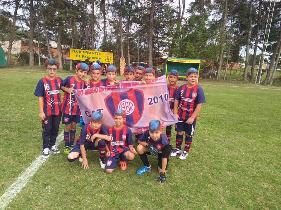 Culminó el Clausura de la Liga Infantil de Fútbol