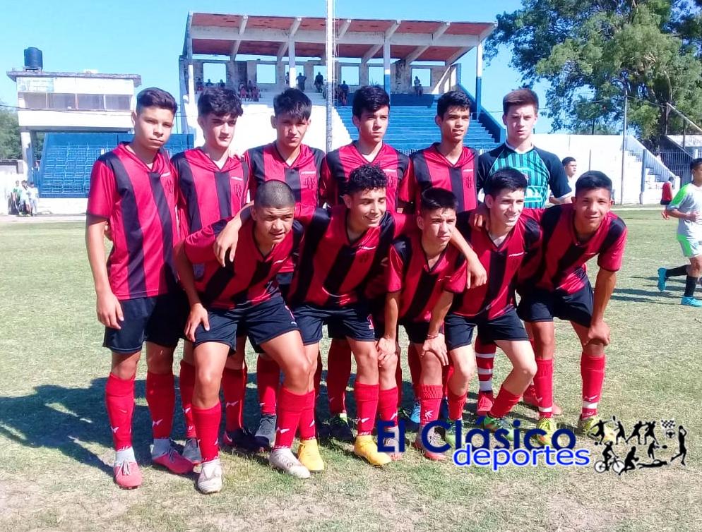 Regresa la selección Sub 15 tras disputar el nacional en Santiago del Estero
