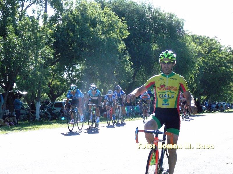 Ciclismo en San Pedro: Ganó Rodríguez y Paz fue el mejor local.