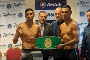 El boxeo de TyC a Uruguay
