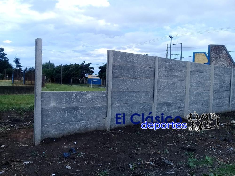 Independencia FC avanza con las obras
