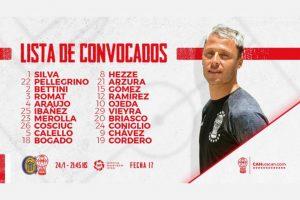 La Superliga juega la fecha 17. Sebastián Ramírez (Huracán) concentrado para jugar ante Rosario Central